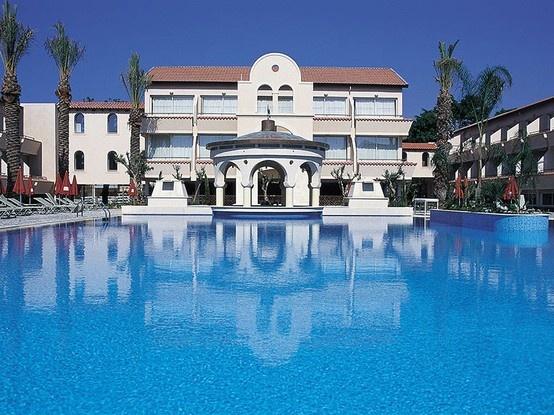 Napa Plaza Hotel, Ayia Napa, Cyprus.