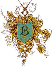 Beauxbatons Academy of Magic crest
