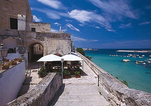 castello Otranto-Lecce-