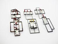 Jewellery by the contemporary jewellery designer MARIKO SUMIOKA