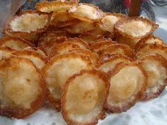 Banh Tai Yen / Bird Nest Cake Vietnamese Dessert Recipes