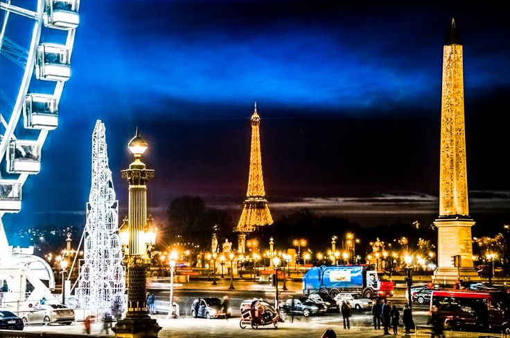 The City of Lights by Ernesto Lopez Fune on 500px
