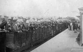 Image result for armoured train boer war