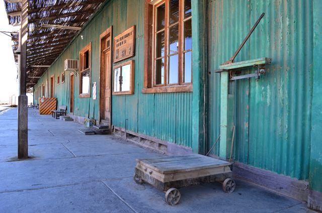 Estación Baquedano