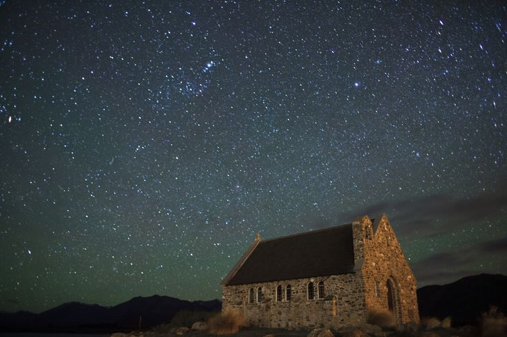 Check out the Southern night sky