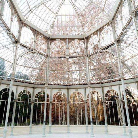 TRAVEL | Take me here...Crystal Palace Madrid ✨ #boandluca#travel#gypsy