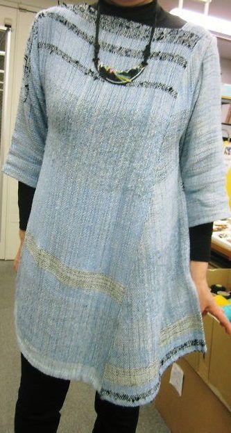 ♪ guise of Saori's clothing spring and summer | Saori weaving Tekijuku Yokohama communication