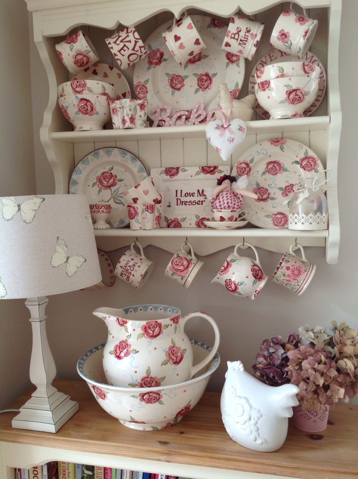 Emma Bridgewater pink collection