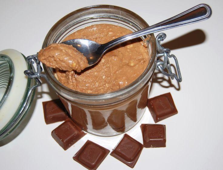 O kuchni z uczuciem : Masło orzechowo - czekoladowe