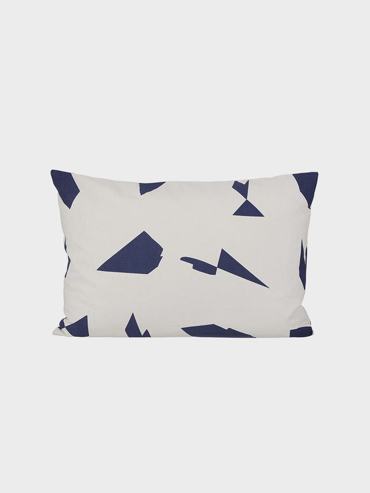Cut Cushion - Off-white