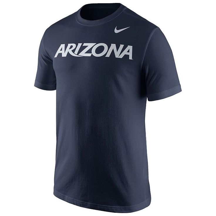 Men's Nike Arizona Wildcats Wordmark Tee, Size: Medium, Other Clrs