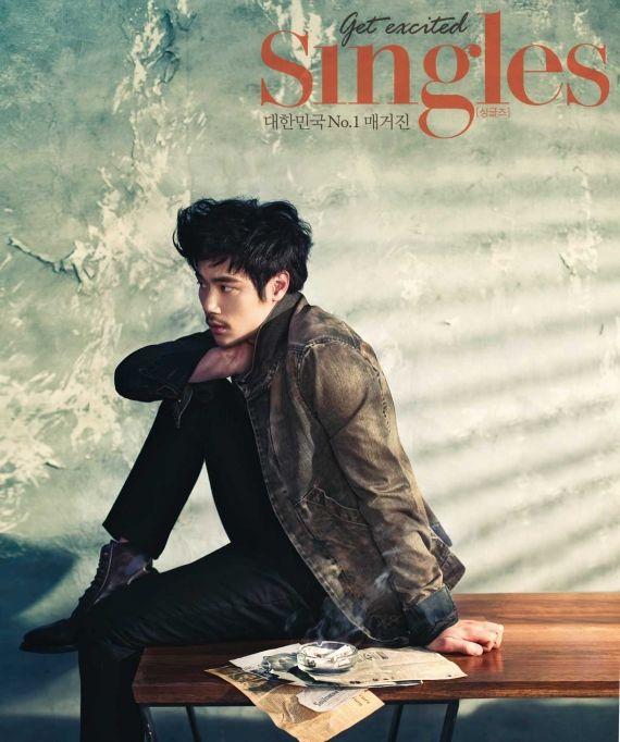 Kim Kang-woo for Singles