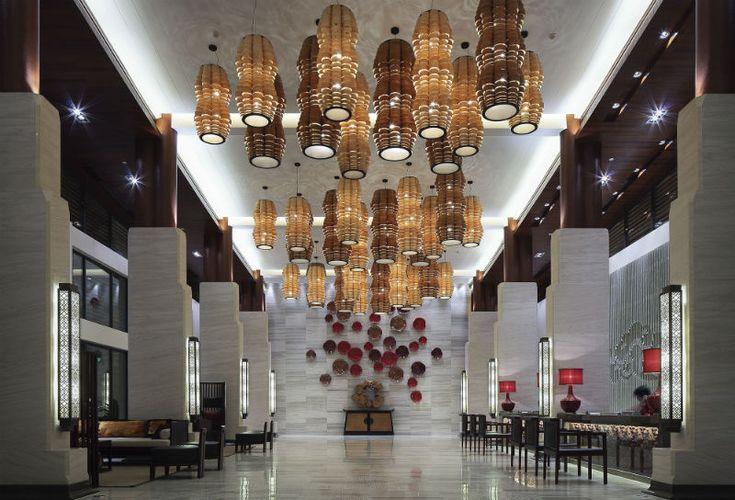 Спа-отель Silkgarden в Гуанси, Китай