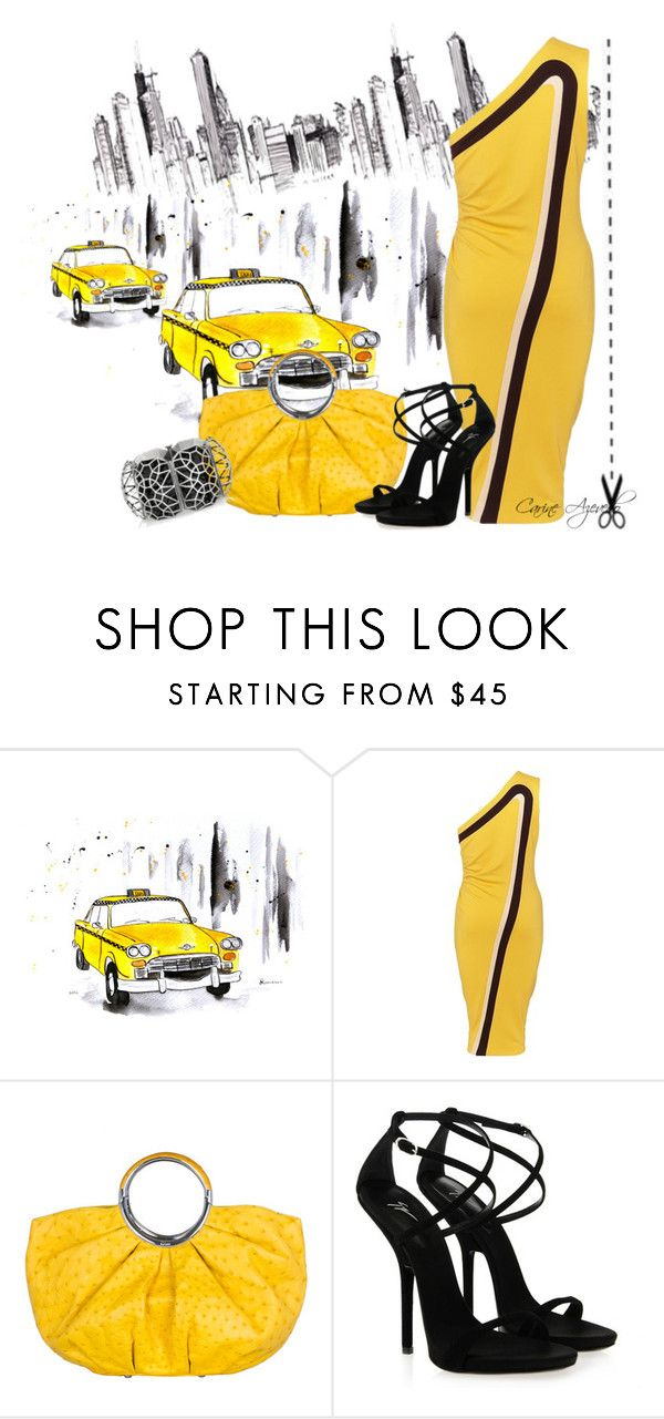 """Today... ""Hoping for the best, prepared for the worst, and unsurprised by anything in between"" (Maya Angelou)"" by carineazevedo ❤ liked on Polyvore featuring TAXI, ESCADA, Christian Dior, Giuseppe Zanotti and Bottega Veneta"