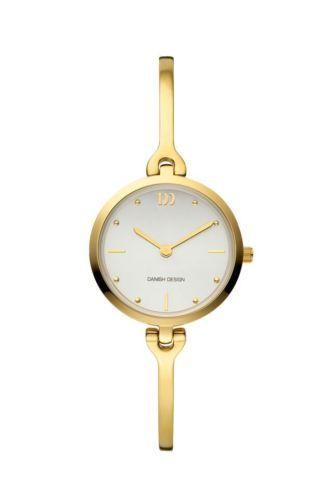 DANISH-DESIGN-DD-3320212-Armbanduhr-Spangenuhr-vergoldet-Damen-Spangenarmband