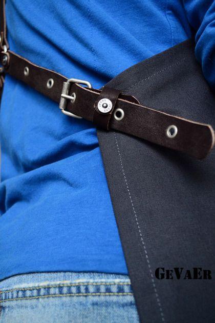 GeVaEr.  Work aprons for men _ Handmade Мужские подарки ручной работы. Купить Мужской фартук.