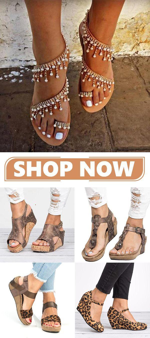 a689a78c88c07 2019 HOT SALE Sandals #womenshoessale   ladies shoes in 2019   Shoes ...