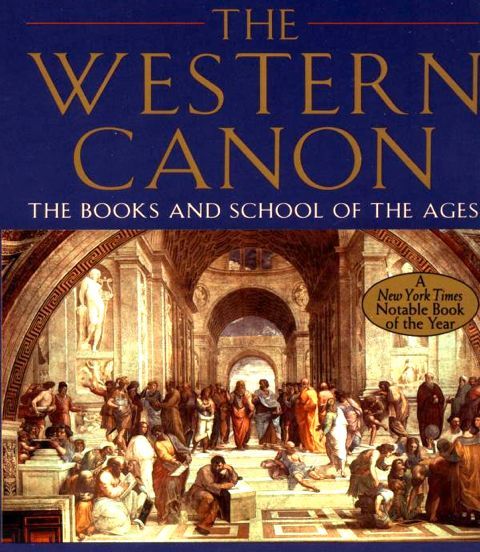 """Harold Bloom Creates a Massive List of Works in The """"Western Canon"""": Read Many of the Books Free Online"""