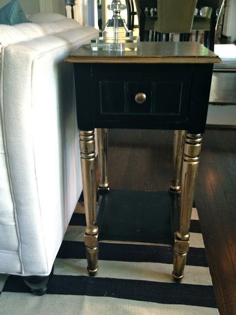 25 Best Ideas About Black Painted Furniture On Pinterest