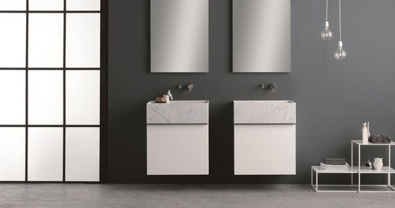 Vanity units | Wash basins | Piano | Toscoquattro | Vincent Van. Check it out on Architonic