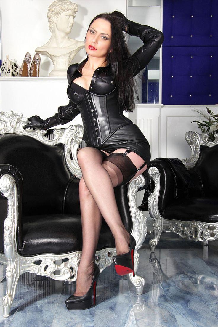 Lady nadja leather
