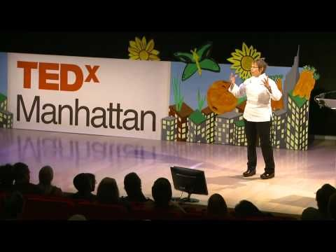 ▶ Lunch Lessons, Changing the Way We Feed Our Children: Ann Cooper at TEDxManhattan - YouTube