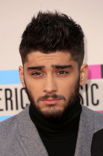 Zayn Malik is a British singer. His father is Pakistani, and his mother is of Irish and English descent.