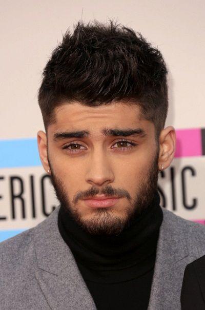 Zayn, Zain Javaad Malik, British singer/songwriter - (Pakistani, English/British, Irish)