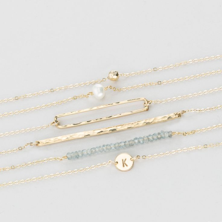 Dainty Gold Jewelry | Simple and Elegant Bracelets