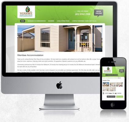 Werribee Short Stay Villas & Accommodation #WebDesign #ResponsiveDesign #ResponsiveWebsites #MobileWebsites