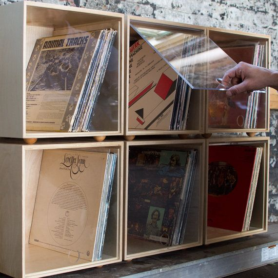 25 Best Ideas About Record Storage On Pinterest Ikea