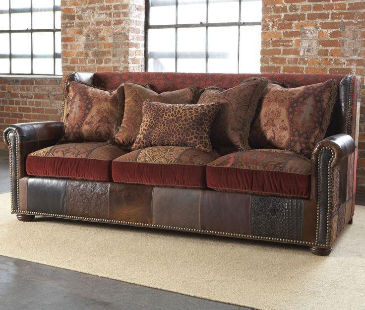 Claybourne Claybourne Sofa By Paul Robert · Living Room SofaLeopard ... Part 72