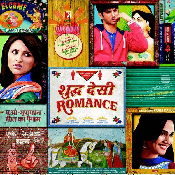 Buy Shuddh Desi Romance  Movie Blu-ray, DVD and VCD at www.greatdealworld.com