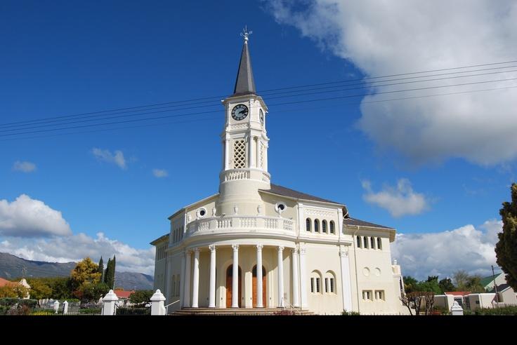 NG Kerk Porterville