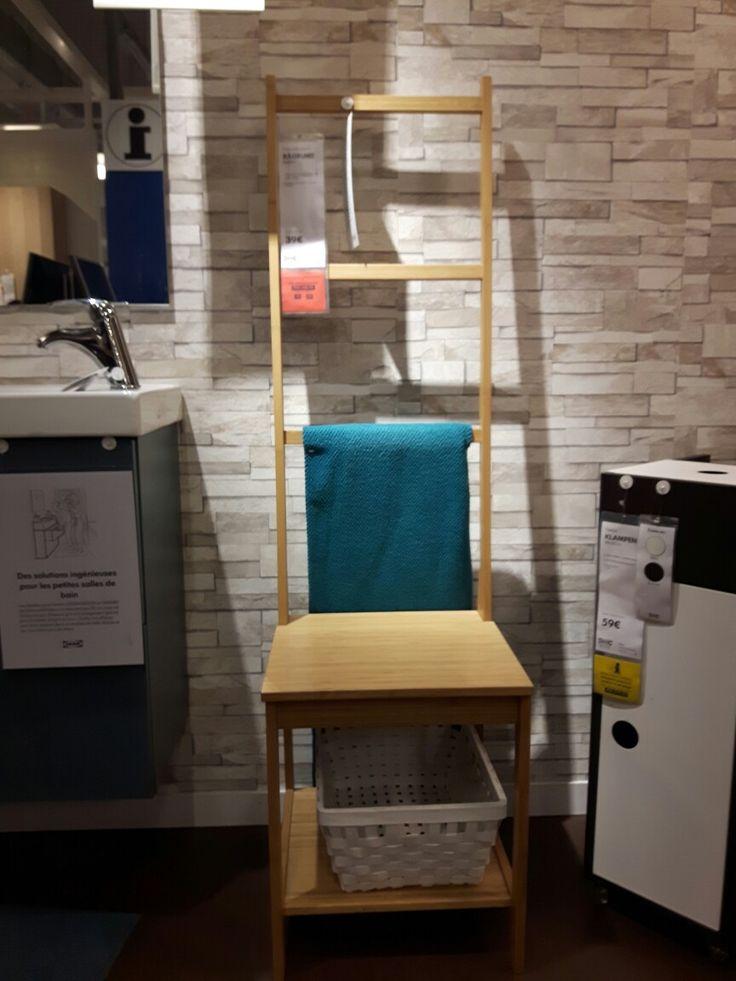 excellent chaise porte serviettes ikea ragrund uac salles de bainikea with porte serviette ikea. Black Bedroom Furniture Sets. Home Design Ideas