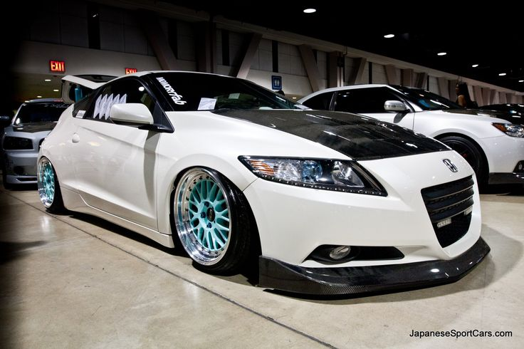 Honda Sports Car Z Series | 2012 Tuned Honda CR-Z Pictures and Wallpapers | JapaneseSportCars.com