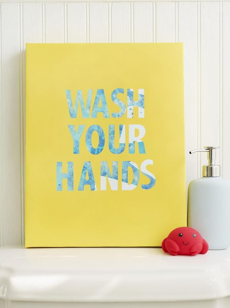 Transform the bathroom into your kids' happy place with cool products and double-duty DIYs.