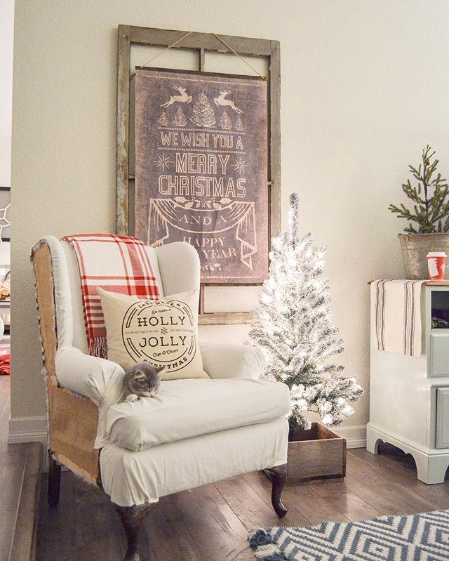 Cozy Christmas, wooden wall art.
