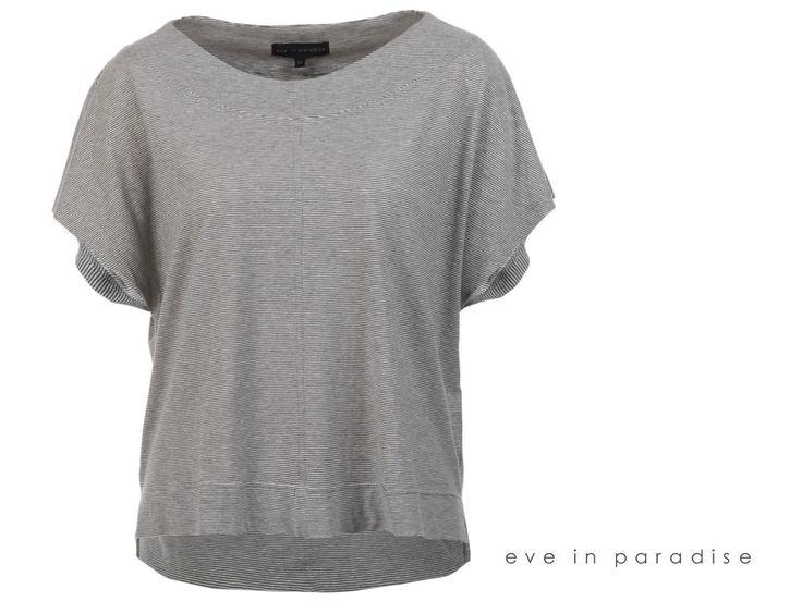Die #Hitzewelle kann mit dem luftig-leichte #Damen-#Shirt Kylie kommen - jetzt reduziert bestellen!