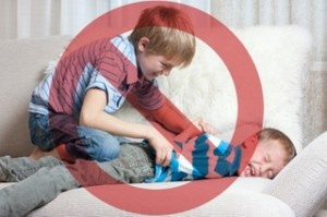 how to stop sibling bullying