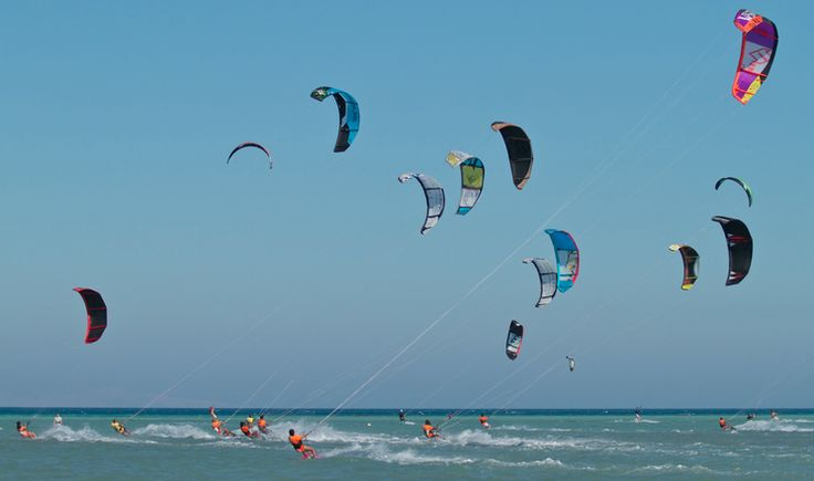 Kite Surfing Cocoa Beach The Best Beaches In World