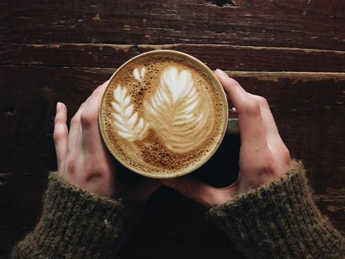 simplistic-in-nature:  i just love coffee a latte  (at Bean Cycle Roasters)