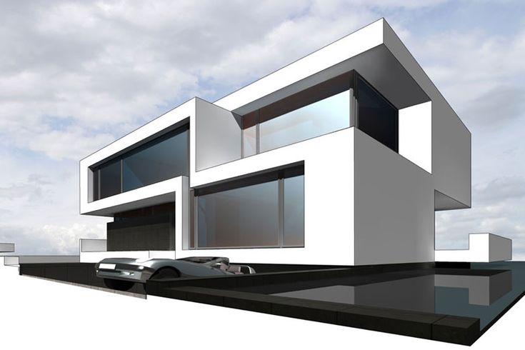Moderna Casas Related Keywords & Suggestions - Arquitectura Moderna ...