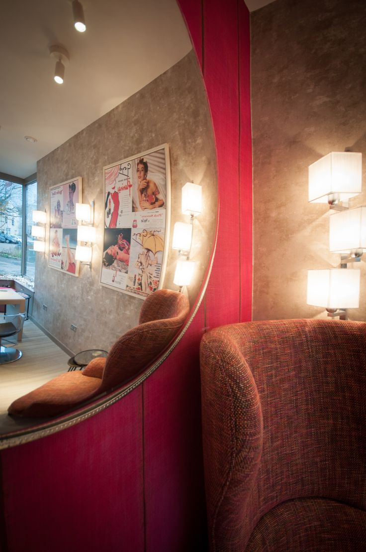 Convex mirrors help to reflect different aspects of the space