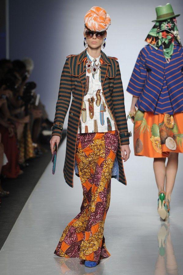 stella jean ss'14 #african #fashion