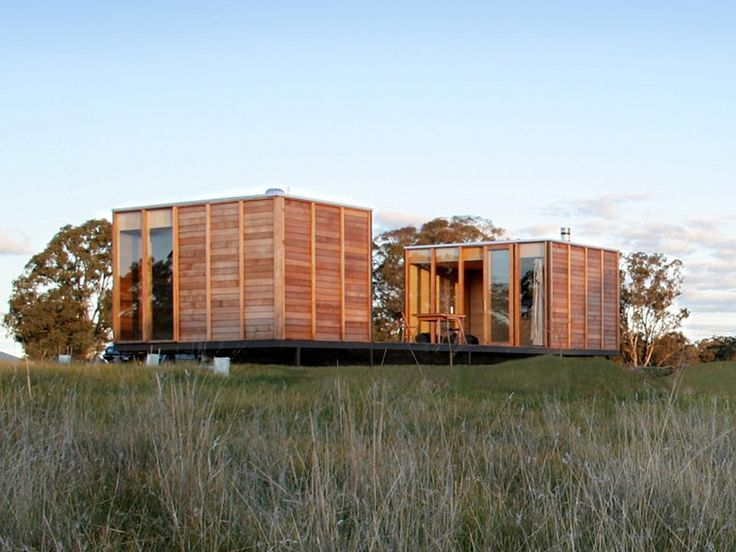 ARKit prefab homes were designed using a total life cycle analysis and can even be built to run completely off renewable energy.