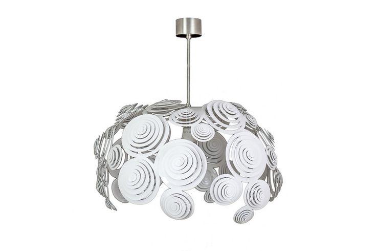 Pendant Lighting – Modern Lamp, ceiling light EMMANUEL – a unique product by Archerlamps on DaWanda