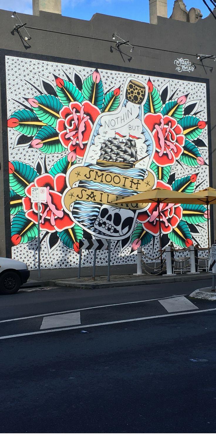 Signage // Hello Sailor Melbourne Australia cafes