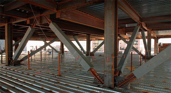 Buckling Restrain Braces Architectural Engineering