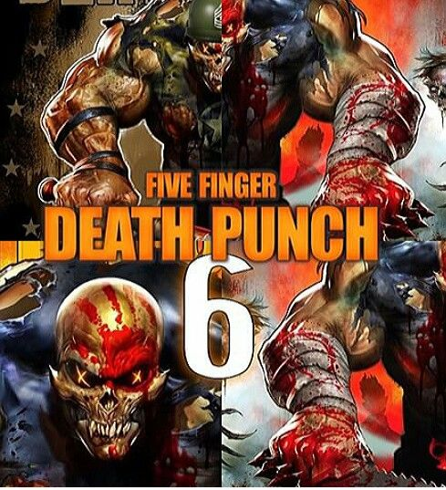 Five Finger Death Punch Wallpapers Live